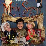 Cartaz do Teatro