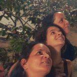Déa, Regina e Raquel