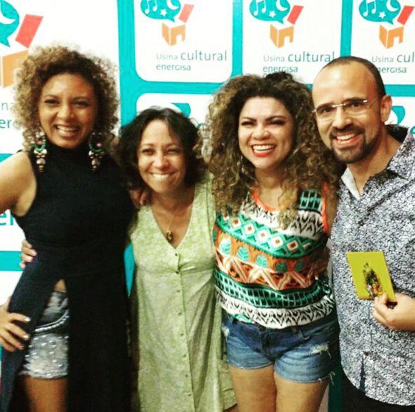 22/07 - Usina da Música com Sandra Bellê, Socorro Lira e André Morais