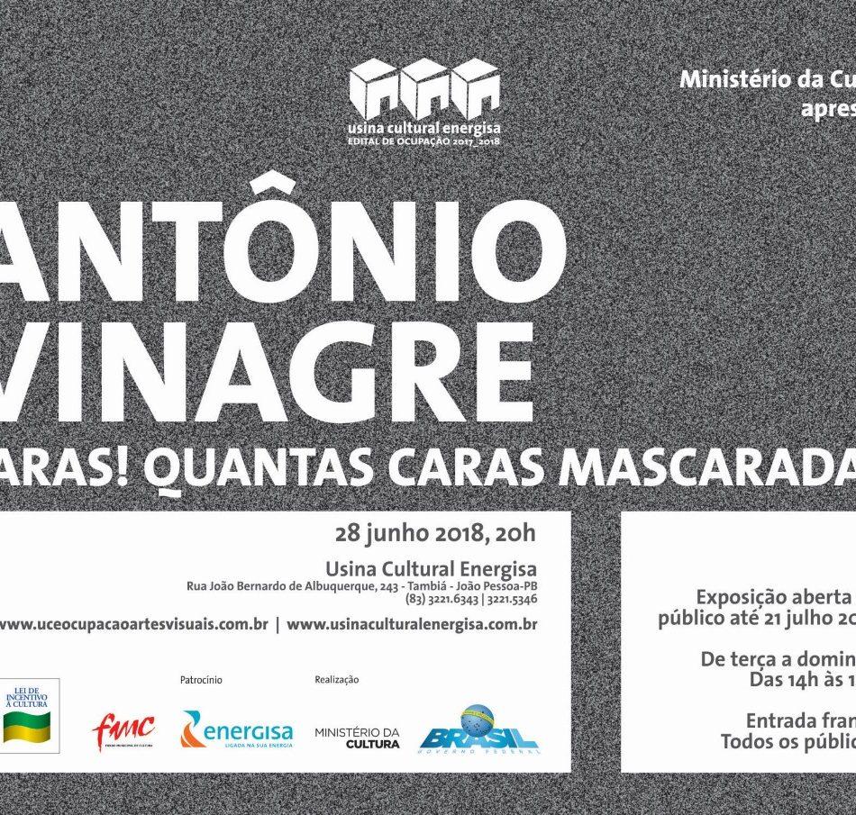 Exposição Individual Antônio Vinagre