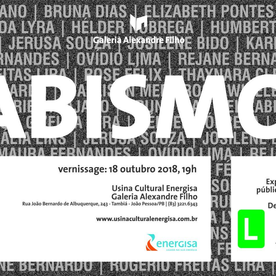Exposição 'ABISMOS' | Galeria Alexandre Filho