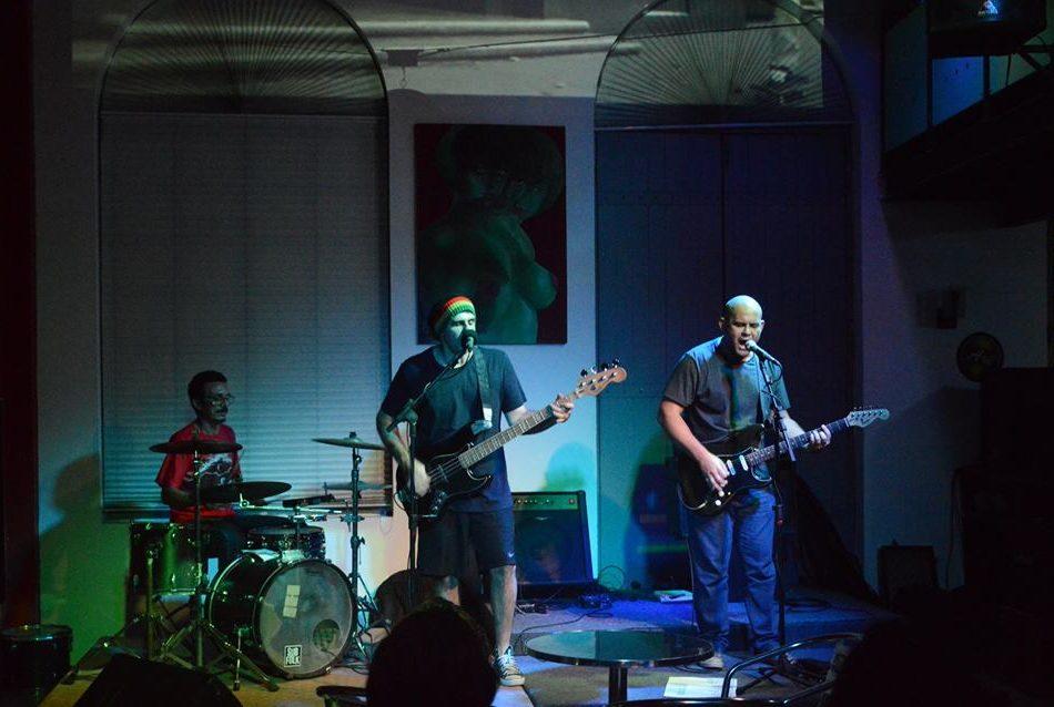 20/02 - Usina da Música com banda Garage