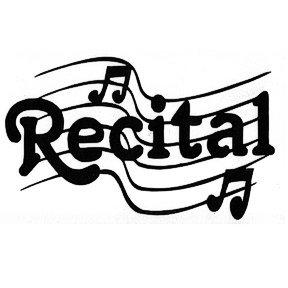 20/02 - Recital do curso de Instrumento Musical IFPB