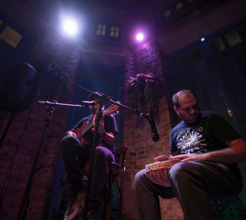 23/05 - Usina da Música | Circuito Paisà com Toninho Borobo, Titá Moura e Eleonora Falcone