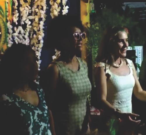20/06 - Usina da Música com Gláucia Lima, Soraya Bandeira e Isa Ribeiro