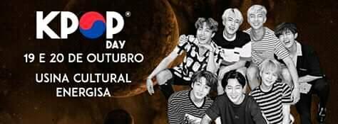 19 e 20/10 - Kpop Day | Competições, jogos e brincadeiras