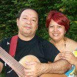 Marta Nascimento e Gil