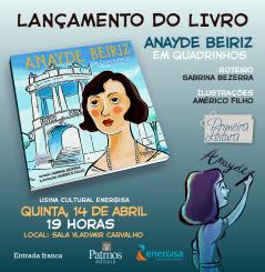 Release Primeira Leitura Anayde Beiriz