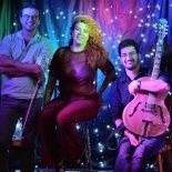 Adriano, Letícia e Marcos