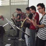 Grupo de Saxofones do IFPB