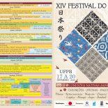 Cronograma do festival